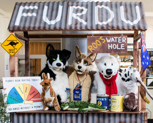 FurDU 2017: Catastrophic Furry Danger
