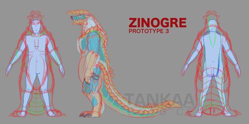 Zinogre Redlines v3