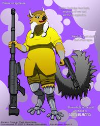 Sookaiya the Gunner