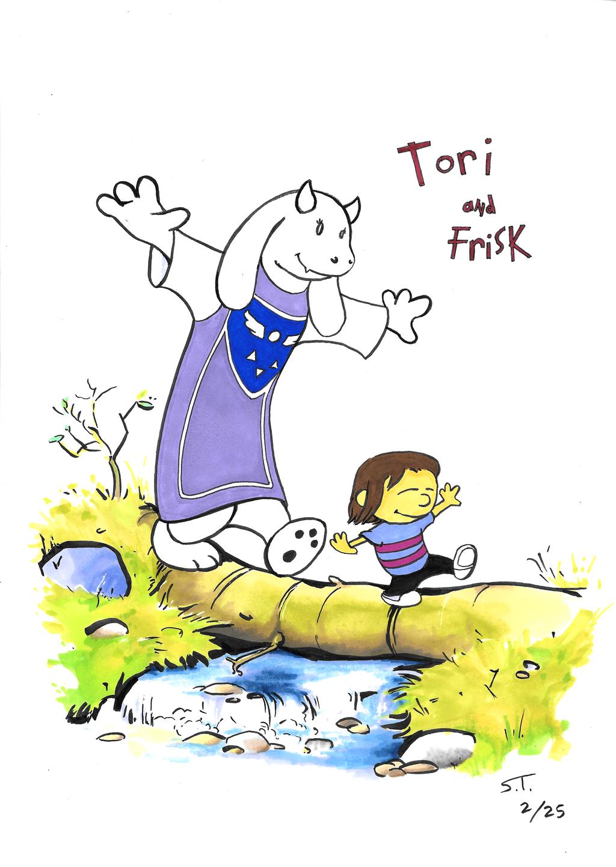 Tori & Frisk