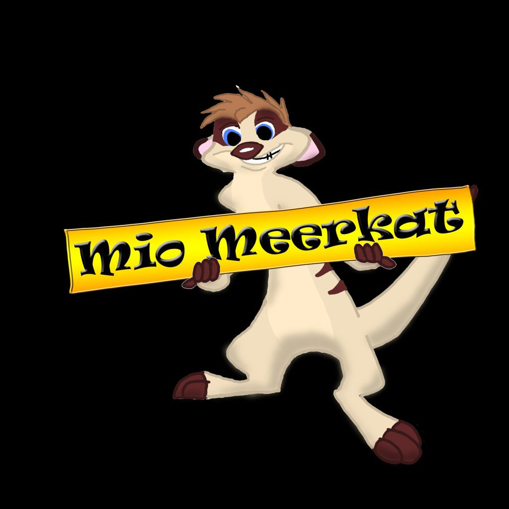Mio Meerkat badge