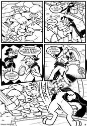 Dragon Problems, page 18