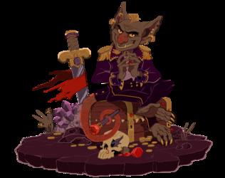 rare artifact dealer
