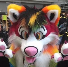 Anthrocon 2015 - Rawr