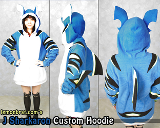 JSharkaron Custom Hoodie