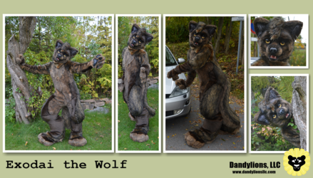 Exodai the Wolf