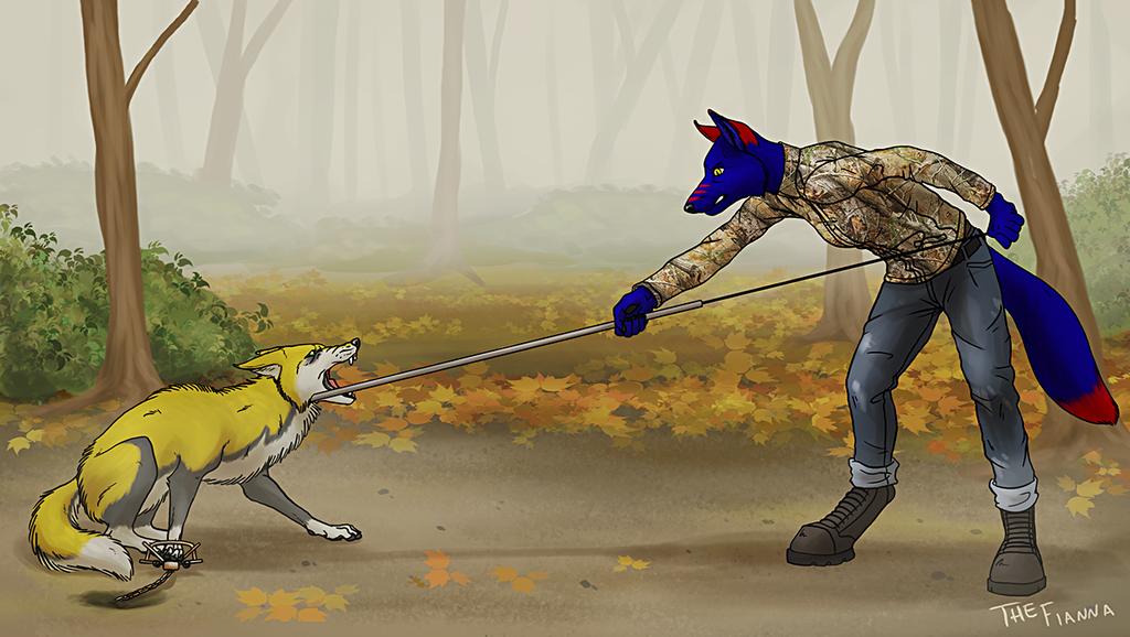 Hunting Series: Coyote