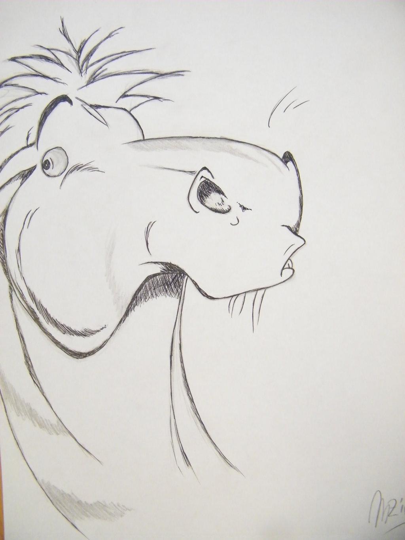 As a HORSE... (II)