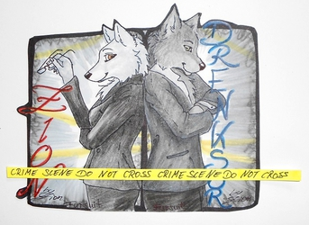 CSI Berlin EF20 Fursuit Badges