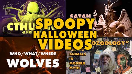 PLAYLIST: Halloween Topics!