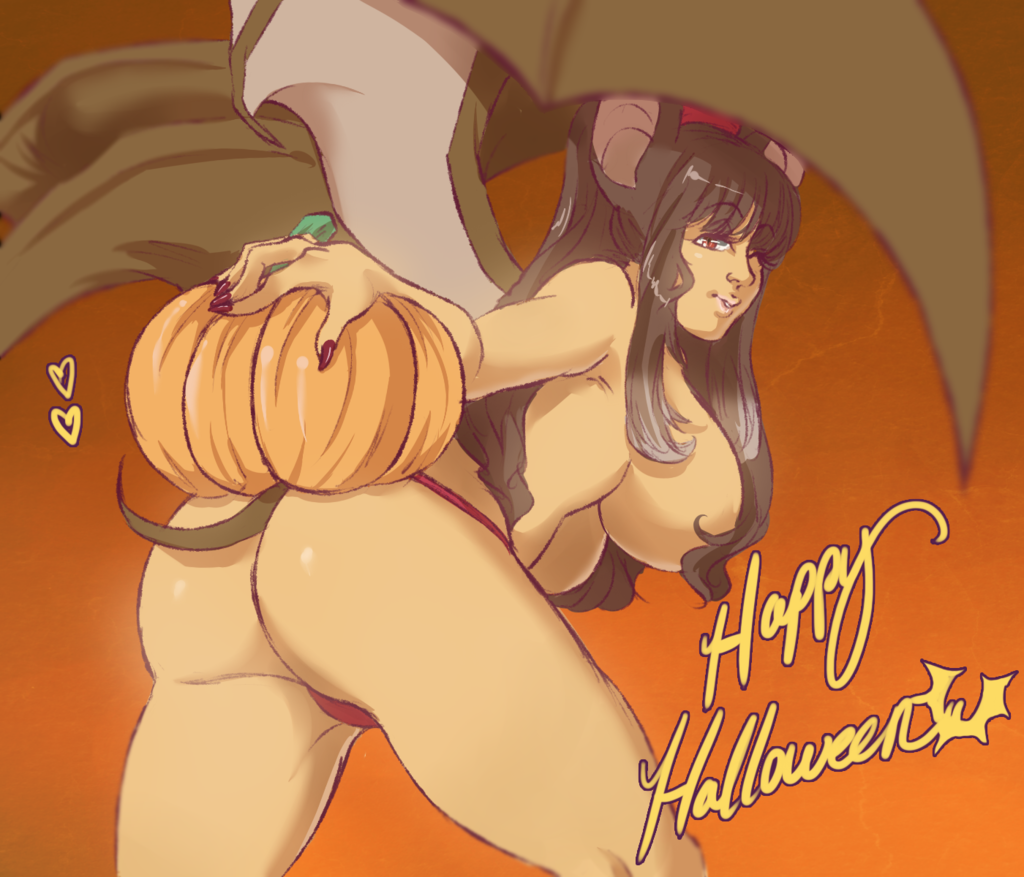 Happy Halloween yalll