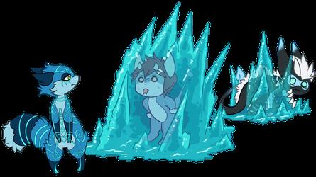Frozen Chibis