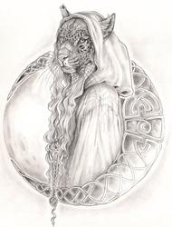 Galadriel - by Balaa