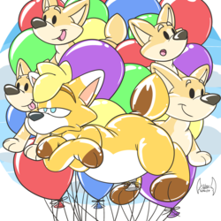 Apr-05: Not all balloons are always happy
