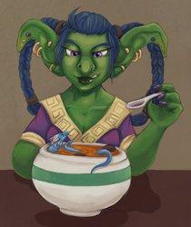 Delicious Dragon Soup