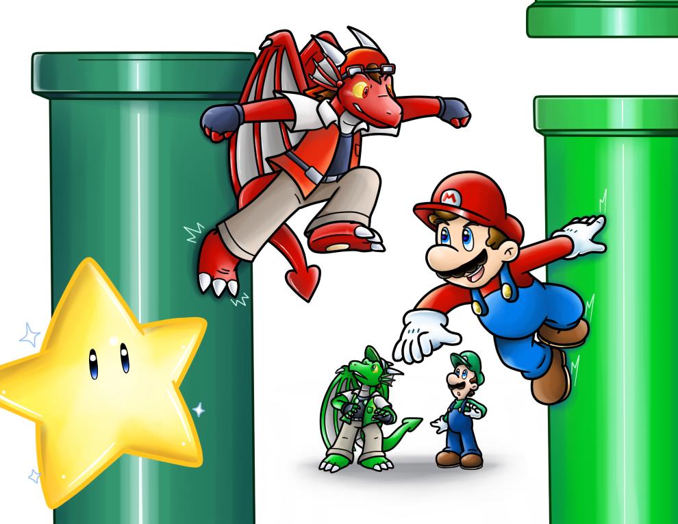 Davis vs. Mario
