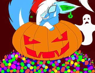Moshie's Halloween Loot 2016