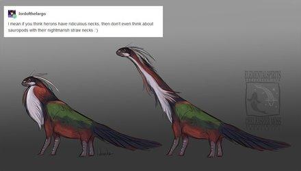 Heron Sauropods