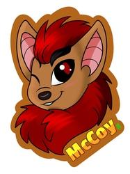 McCoy Badge Trade