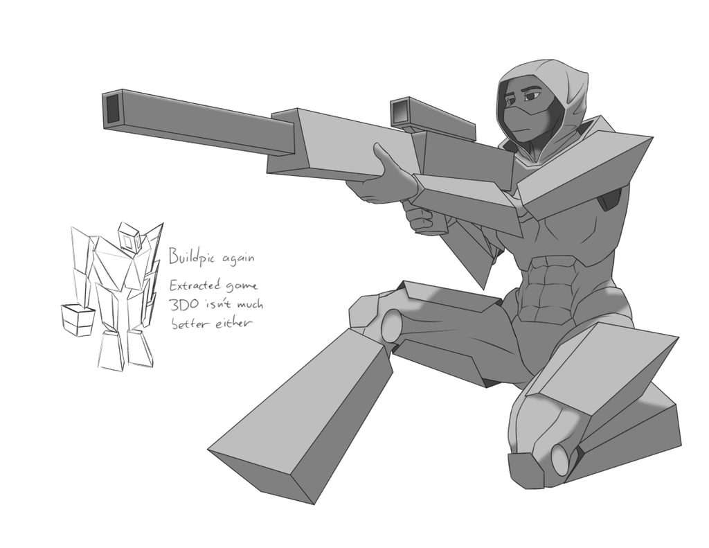 210317 MECHMARCH - Shooter