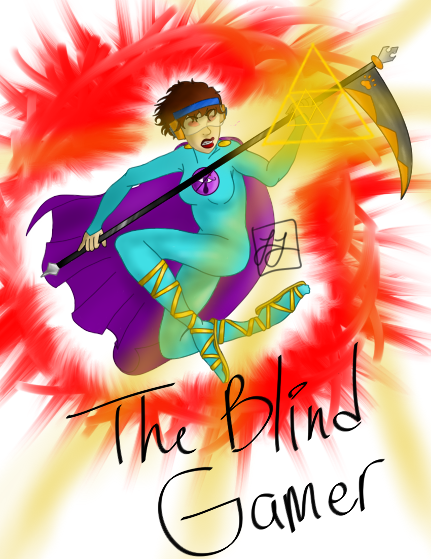 Most recent image: The Blind Gamer