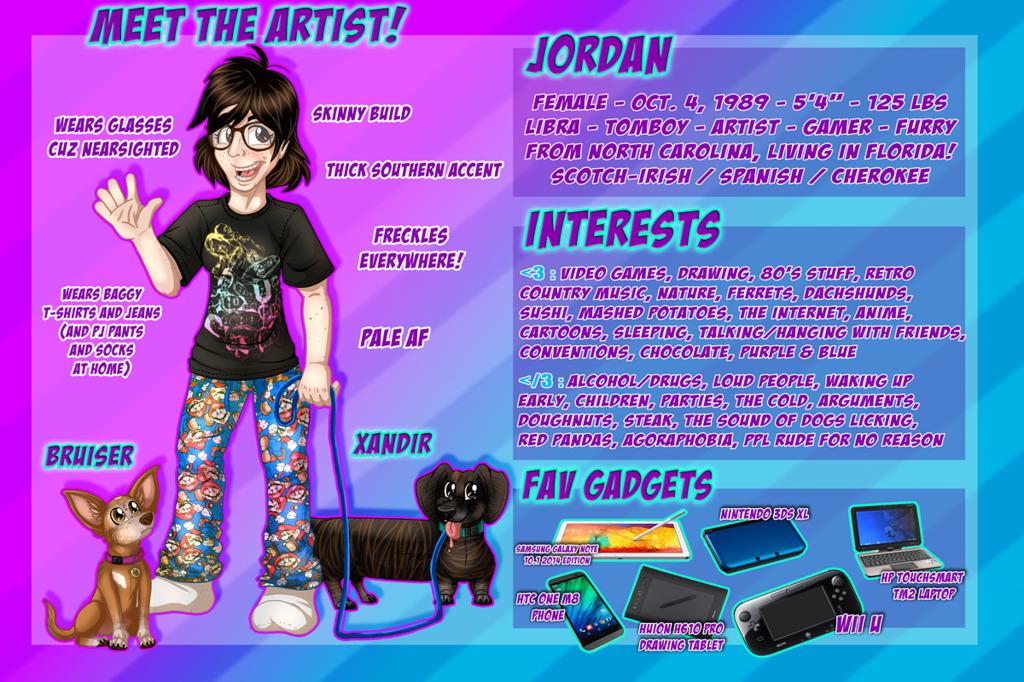 Meet the Artist Meme!