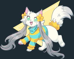 [AF-2021] Hoi! I'm Jasmine!
