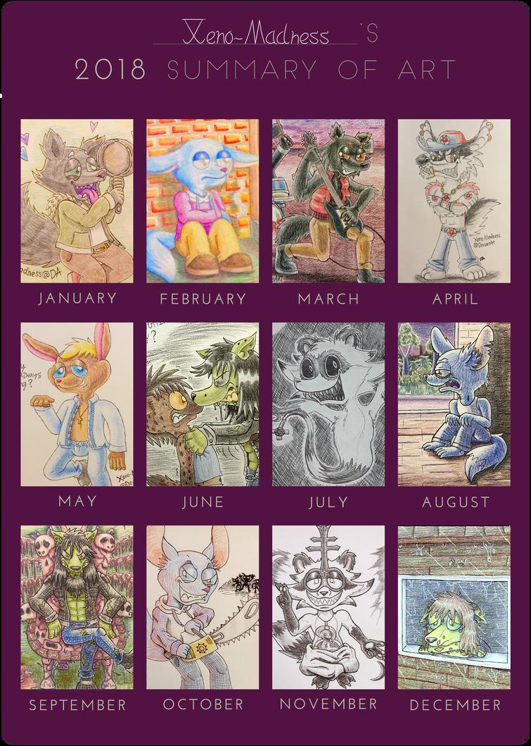 2018 Traditional Art