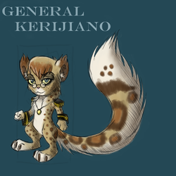 General Kerijiano