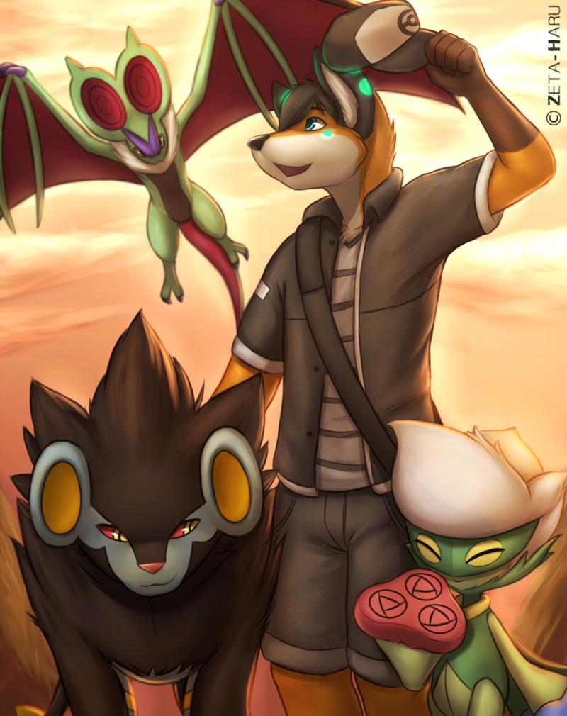 Zeta's Pokémon Adventure