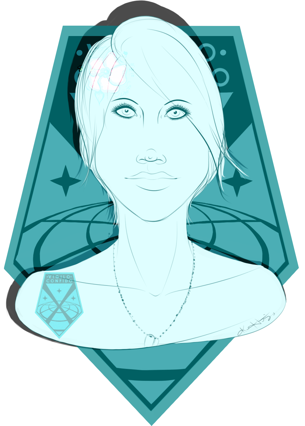 Free Sketch 13 - XCOM Fairy