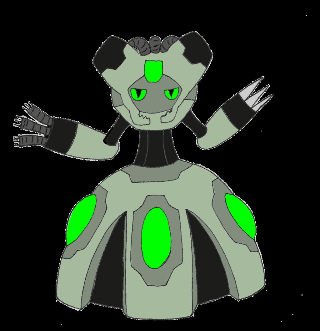 Cyberoid Queen