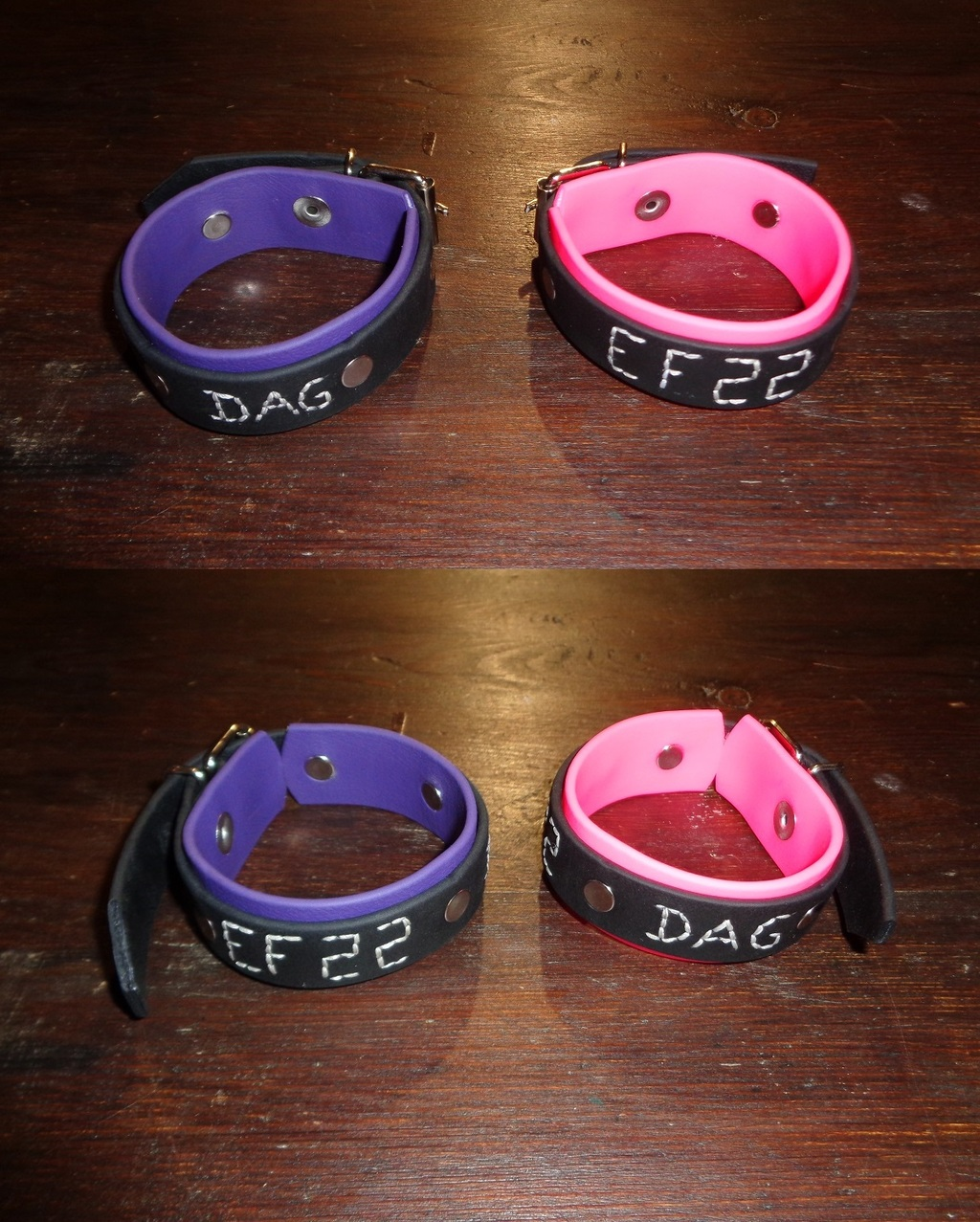 4 and 5 th EF22 special Bracelet