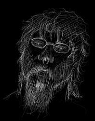 selfportrait sketch october