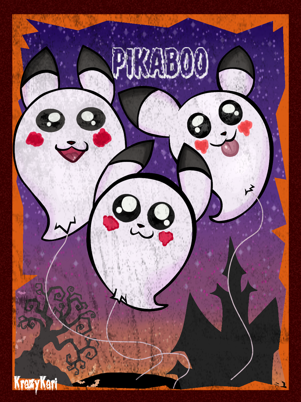 (Pokemon) Pikaboo