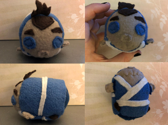 Avatar the Last Airbender Sokka Stacking Plush For Sale