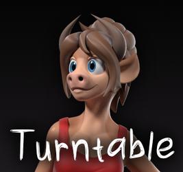 Cheryl Turntable