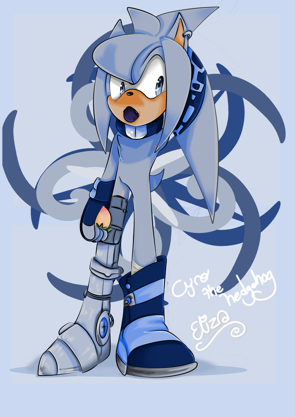Cyro the hedgehog
