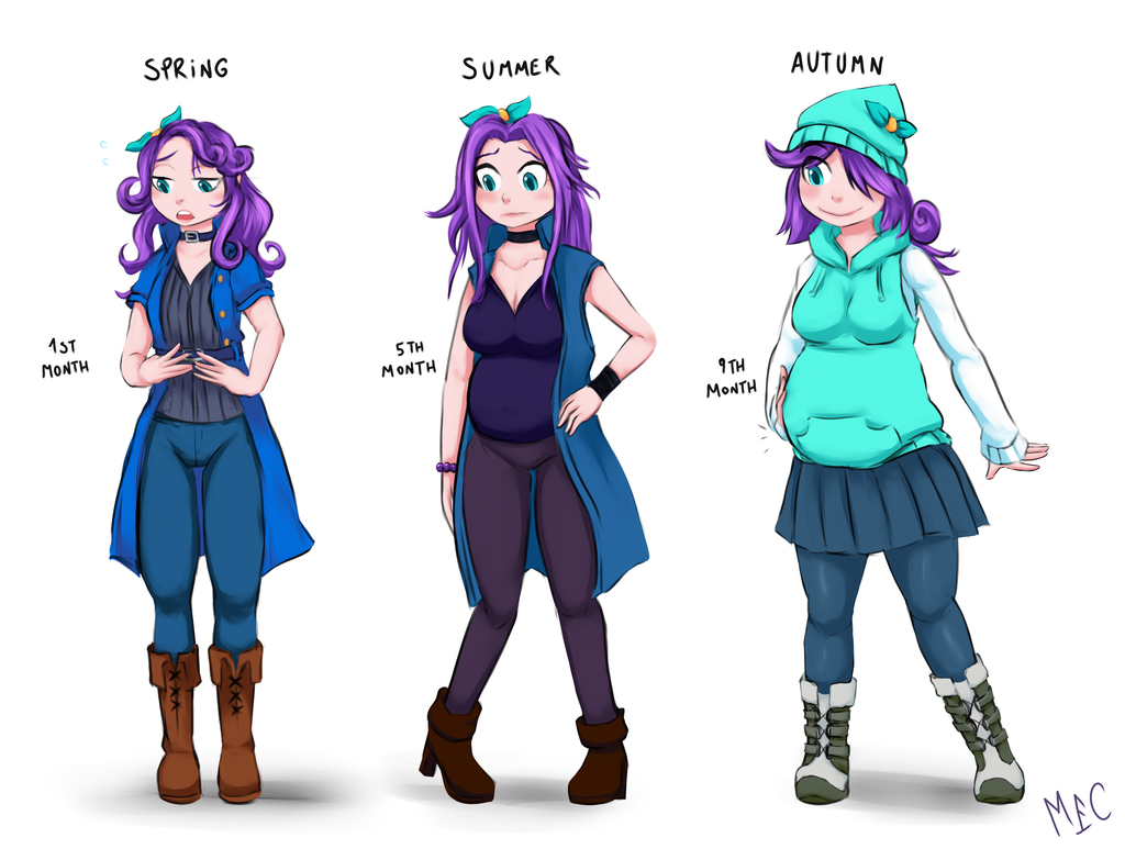 Throughout the Seasons