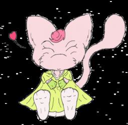 A Floofy Miiu!~