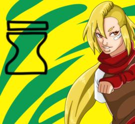 Naruto OC Project - Suna Girl