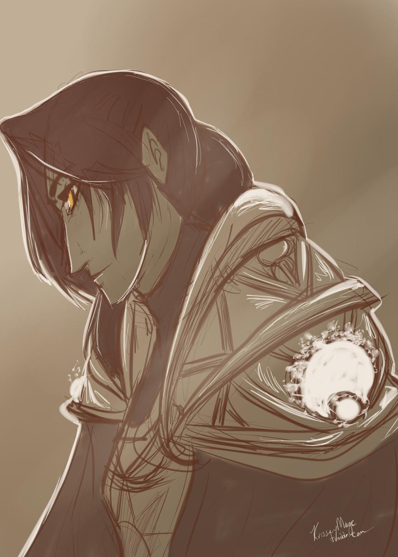 Marron sketch.01