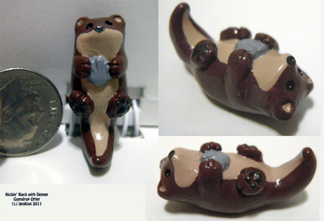 Gumdrop Otter II