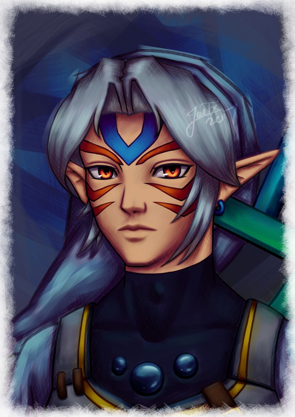 Most recent image: Fierce Deity Link (Remake of a Remaster)