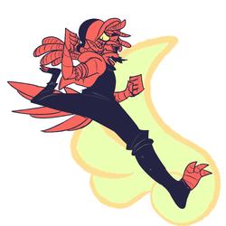 kicky bird