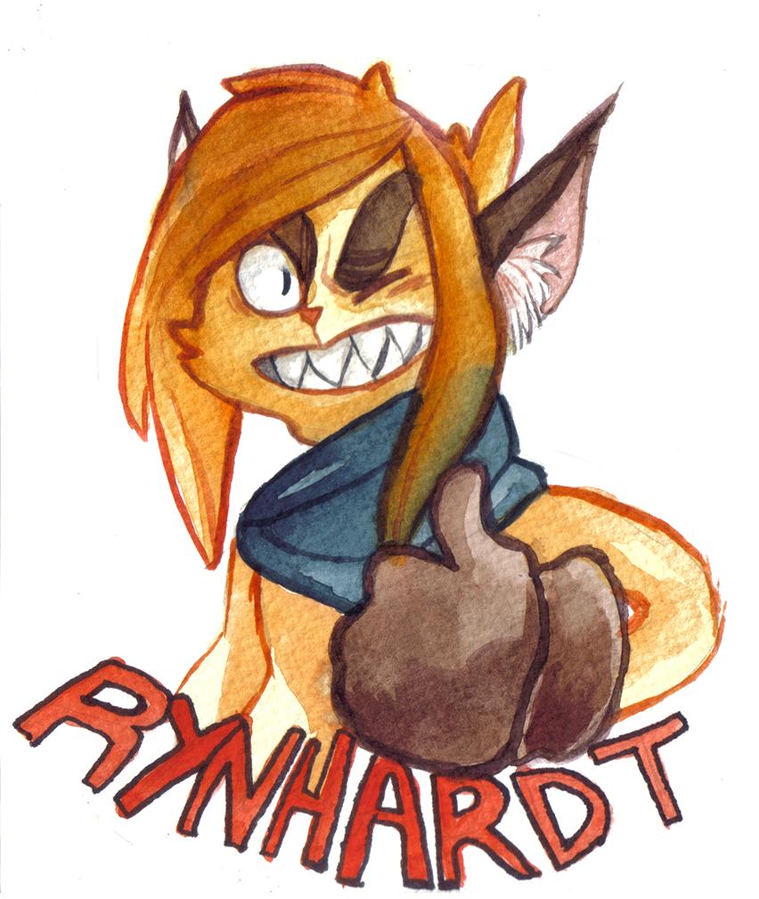 Rynhardt Badge AC2014