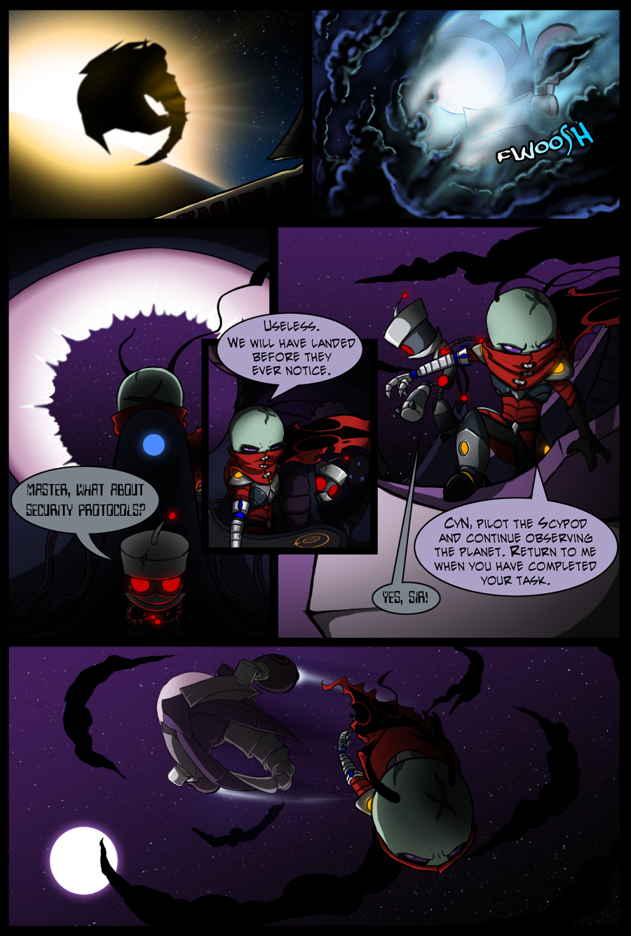 Duality Chapter 1 - Page 8