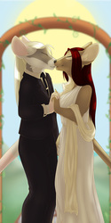 [C][WallScroll] - Wedding Ratts