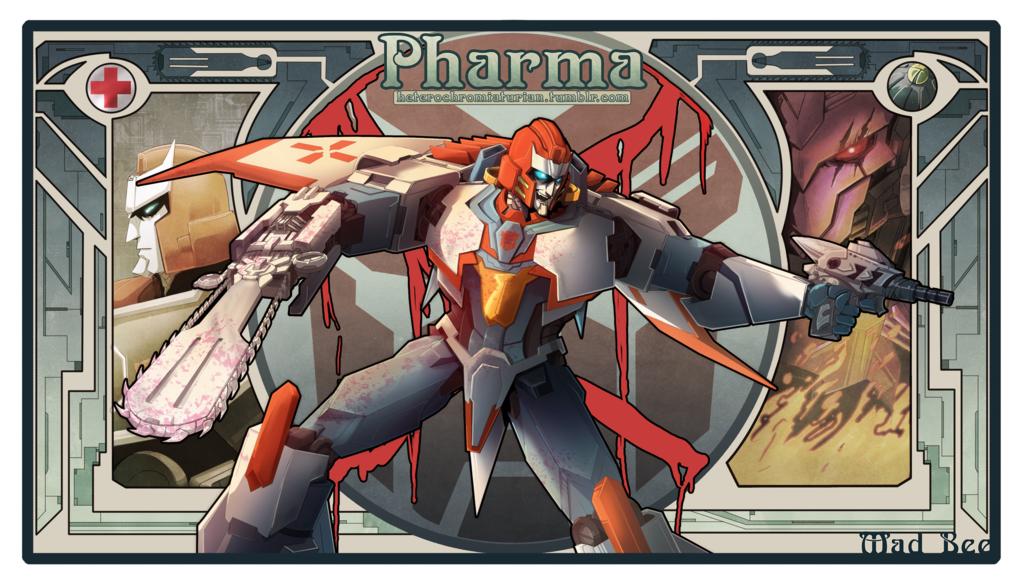 Art Trade: Pharma Nouveau