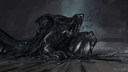 Tar beast